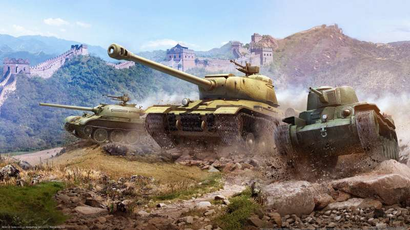 World of Tanks fondo de escritorio 03