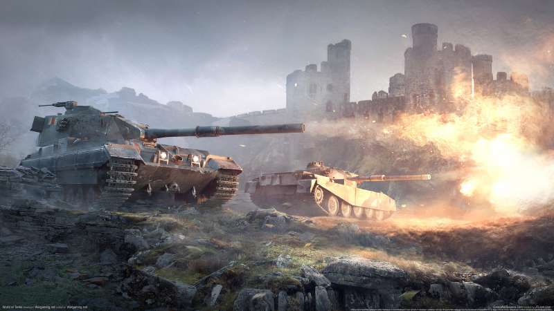 World of Tanks fondo de escritorio 04