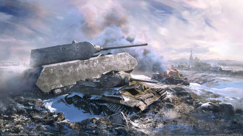 World of Tanks fondo de escritorio 05