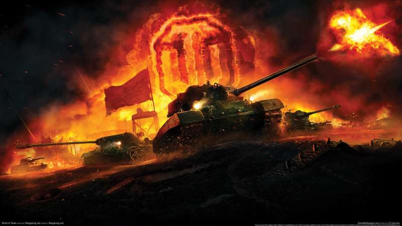 World of Tanks fondo de escritorio 06