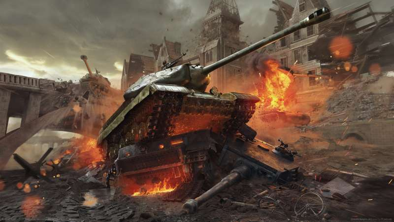 World of Tanks fondo de escritorio 08