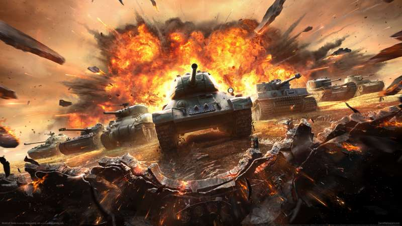 World of Tanks fondo de escritorio 13