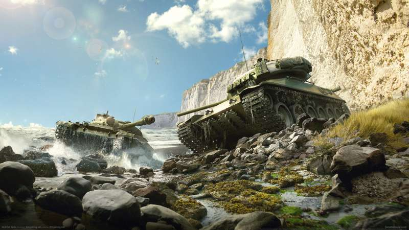 World of Tanks fondo de escritorio 18