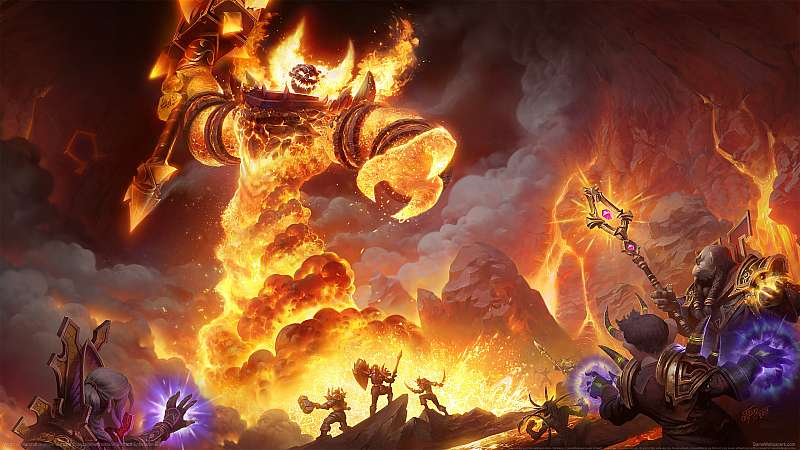 World of Warcraft fondo de escritorio