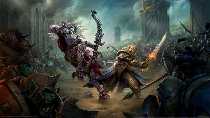 World of Warcraft: Battle for Azeroth fondo de escritorio 04