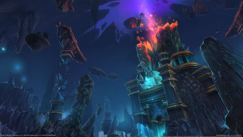 World of Warcraft: Cataclysm fondo de escritorio 05