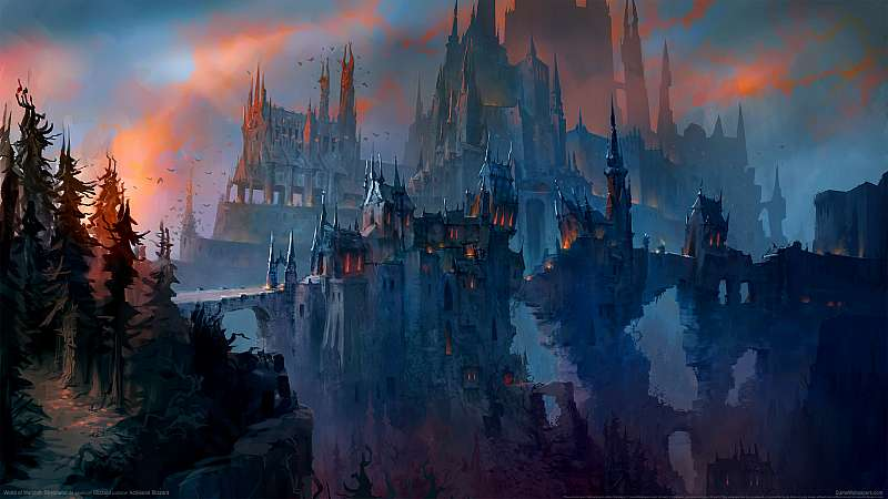 World of Warcraft: Shadowlands fondo de escritorio